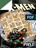 X-Men Days of Future Past - TPB