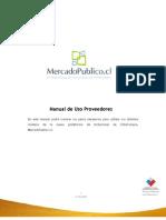 Manual Proveedores