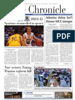 November 16, 2009 issue