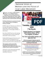LA FUD Final Event Invite Leaflet 11-17-09