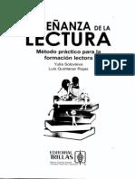 Solovieva, Y y Quintanar .Eenseñ. de La Lect. Cap. 2