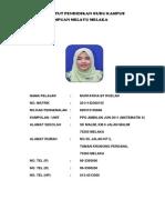 Biodata Pjm3112