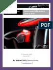 F1 Season 2010 - Aerodynamic and Mechanical Updates