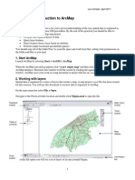Practical 1 Introduction to ArcMap