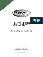 Manual Air Check 2000