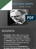 Teologo Barth.exposicion.