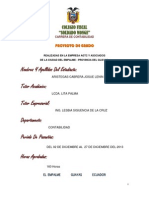 Proyecto Aristega Asesoria Contable