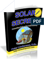 Solar Secrets