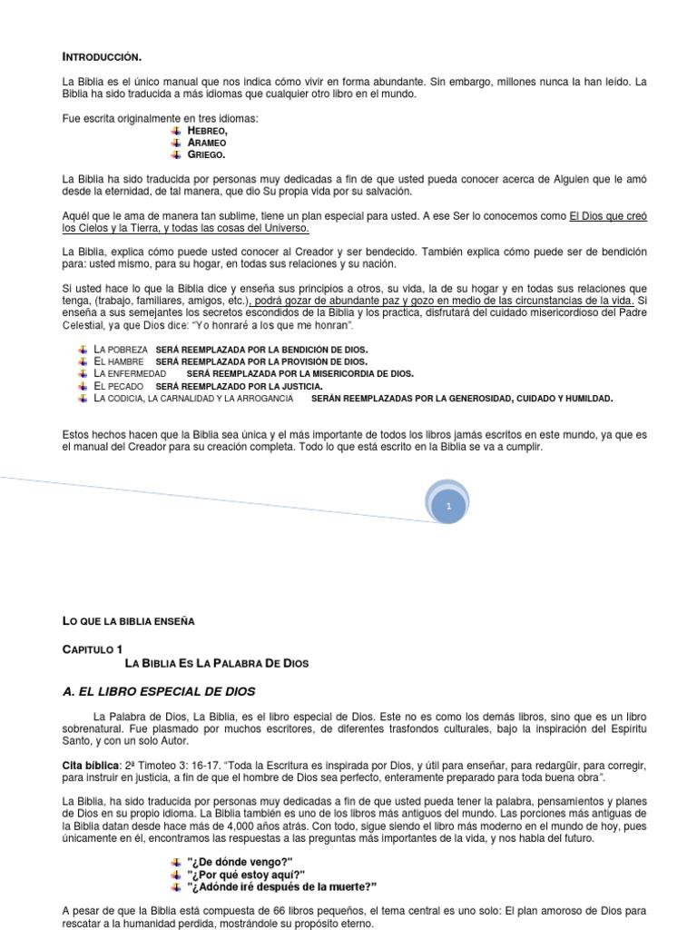 manual de entrenamiento para los recién convertidos pdf