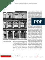 Palladio Costruttore 7 Il Convento Della Carità - Materiali, Tecniche, Strutture
