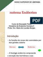 Aula 6 Sistema Endócrino