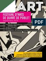Festival d'Arts de Quart de Poblet 2014