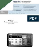 Keithley 617 Manual