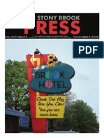 The Stony Brook Press - Volume 31, Issue 5