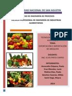 Principales Productos Agrícolas