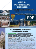 Curs 6 Ppt.ppt Potentialul Turistic