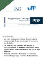 PROG1 16 Registros Em C