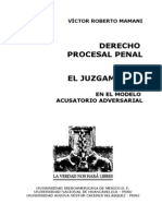 Victor i Titulo Derecho Procesal Penal