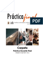 Carpeta Practica Final 1 SEM 2014 Resumida
