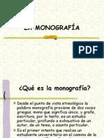 La Monografa