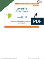 Curso Android - 10 Leccion - Teoria