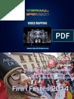 Propuesta Videomapping Ferias Baja