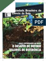Como Definir Valores de Referência para Solos Contaminados no Brasil