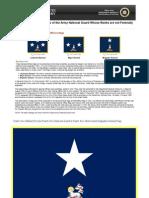 PRSG General Officer Flag