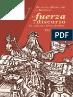 Programa_IV Jornadas de La Asociación Mexicana de Retorica_2014