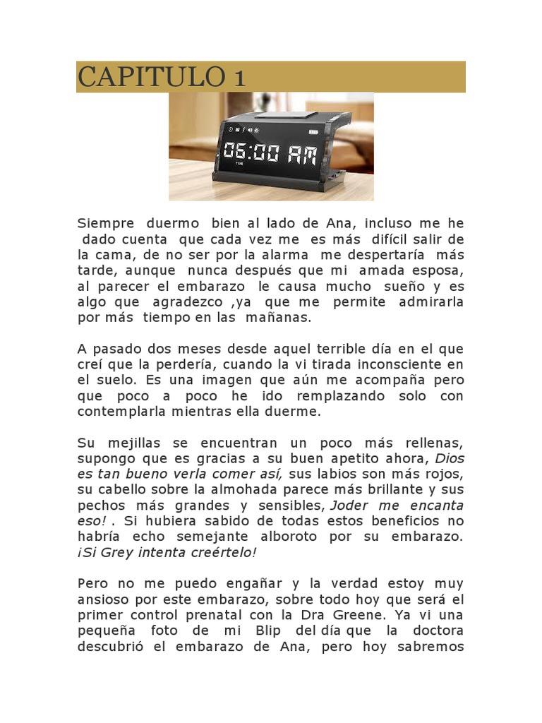 8f653a027 Christian Grey Durante El Embarazo de Ana 1