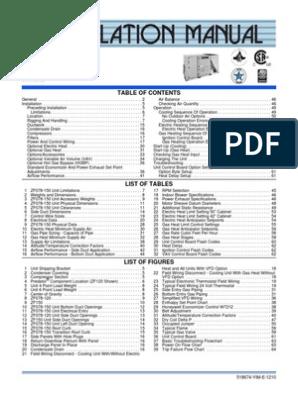 Pqt York Zf090c00a2aaa5a | Duct (Flow) | Hvac