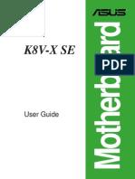 Manual Placa-mãe Asus k8v-x Se