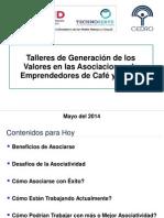 Tns - Cedro - Taller Valores Asociaciones - Lamas 16 de Mayo