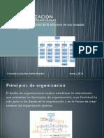 Organización y Departamentalización