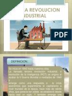 Tercera Revolucion Industrial