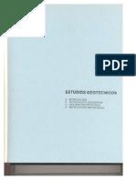 Estudios Geotécnicos COVITUR