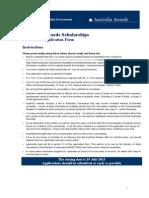 Ads Applicationform 2014