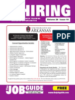 Job Guide Volume 26 Issue 10