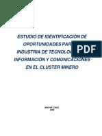 Informe TICs en Mineria