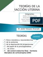 FIsiología Contracciones-Inducción Del Parto