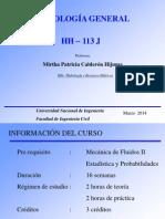 Hidrologia Cap1 2014 I