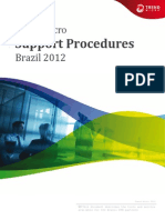 PSE Support Tools and Procedures Brazil 2012v2