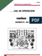Manual Bomba Nh