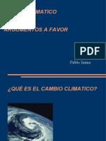 Cambio climático(Pablo Jaime)