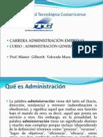 Diapositivas Adm. I