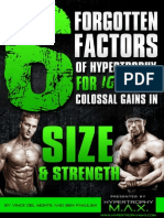 6 Forgotten Factors of Hypertrophy (1)
