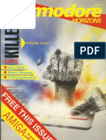 Commodore Horizons Issue 27 1986 Mar