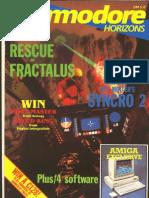 Commodore Horizons Issue 22 1985 Oct