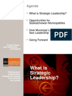 What is Strategic Leadership Feb1