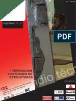 Compendio Tecnico de Materiales Reparacion y Refuerzo de Estructuras